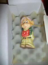 Disney WDW Goebel Snow White DOPEY Ornament LE500