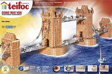 London Tower Bridge Teifoc TEI200 Building Construction Brick Mason Eitech Model