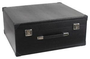 120 Bass Akkordeon Koffer Holz Case Hülle Tasche Kunstleder Bezug rot gepolstert