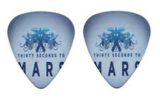 30 Thirty Seconds To Mars Coat of Arms Logo Promo Guitar Pick - 30STM