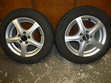 4 Winterreifen auf Leichtmetallfelgen VW Fox / Polo 9N/ Ibiza/Cordoba 175/65 R14