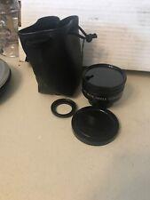 Century Optics USA C101612 .65x HR Wide Angle Converter 37mm