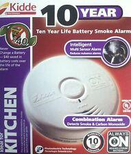 Kidde P3010K-CO Battery-Operated Combination Carbon Monoxide Smoke Alarm
