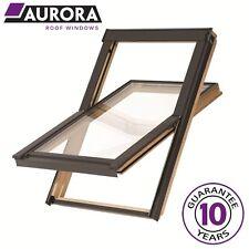 Aurora Roof Window Pine 78 x 134 cm (Fakro, Keylite style) Inc. Flashing