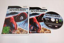 Spider Man Edge Nintendo Wii