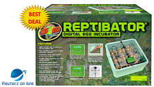 Zoo Med ReptiBator Digital Egg Incubator Reptile Free Shipping New