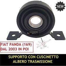 SUPPORTO CUSCINETTO ALBERO TRASMISSIONE FIAT PANDA 169 4x4 DAL 2003 TUTTE