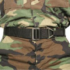 "Blackhawk 41CQ01BK Men's Black CQB/Rescue Rigger Belt - Size Medium 34""-41"""