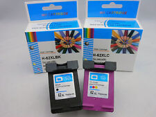 HP62 XL Black & HP 62XL Color Ink Cartridge for HP Officejet 8040 8045 5745 5740