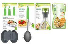 Jokari Healthy Steps Portion Control Diet / Weight Loss 6pc Utensil Set