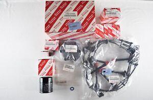 Genuine Toyota Land Cruiser 4.5L 93-97 Lexus LX450 OEM Tune up Kit