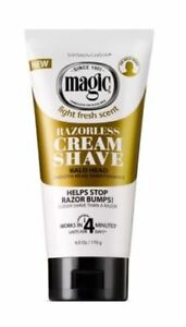 PACK OF 3 | Carson Magic Smooth Razorless Hair Removing Cream Shave