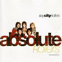 Bay City Rollers - Absolute Rollers-The Very Best Of Bay City Rollers [CD]