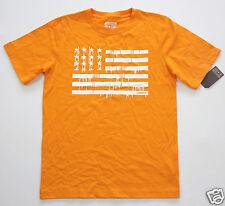 NEW All Star Converse T-Shirt Kids Children's Boy's Boys Orange Size gr.140-152