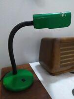 Lampada Targetti Sankey Verde Da Scrivania Design Mid Century Modernariato