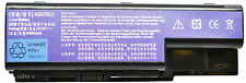 Batterie compatible acer Aspire 7540 7540G 7738 11.1V 4800MAH France