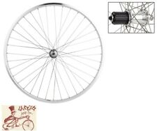 Wheel Master Lp18-Aq-1000 8/9/10-Speed Cassette 700c Silver Rear Wheel