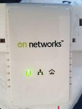 1 x su reti Powerline 200 Adattatore di rete (200Mbps) gwo
