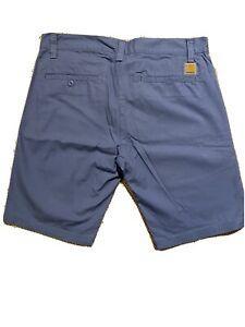 Carhartt Prime Chino Shorts 32 light blue