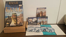 Myst III: Exile (Windows/Mac, 2001) Complete BIG BOX pc/mac version