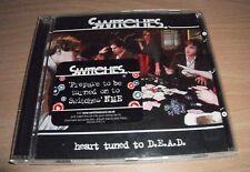 Switches - Heart Tuned to D.E.A.D. (2007)..Enhanced CD..Used VG..