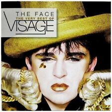 Visage - The Face  The Best NEW CD