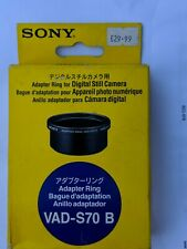 Sony VAD-S70 45mm to 52mm Lens Adaptor Ring Free Post