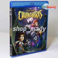 La Leyenda del Chupacabras Blu-ray Region Free