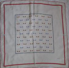 -Superbe Foulard  GUCCI  100% soie  TBEG  vintage scarf