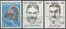 Timbres Personnages Monaco 1290/2 ** lot 14475