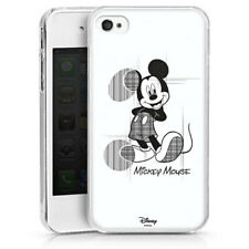 Apple iPhone 4s Handyhülle Hülle Case - Mickey Sketchy