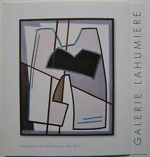 ALBERTO MAGNELLI  - Carton d invitation - 2012