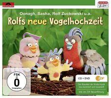 ROLF ZUCKOWSKI - ROLFS NEUE VOGELHOCHZEIT   CD+DVD NEU