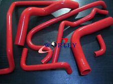 HOLDEN VN VP VR VS V8 5.0L SS 304 silicone heater radiator hose