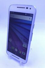 Motorola Moto G (3rd Gen.) 16GB- White ( GSM Unlocked ) Missing Back Panel