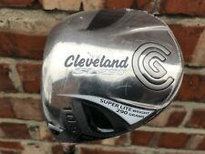CLEVELAND sl290 460 1 WOOD DRIVER GOLF CLUB 10.5 DEG STIFF GRAPHITE LEFT HAND