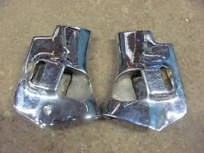 Original 55 56 57 Ford Thunderbird T-Bird Convertible Latch Plates