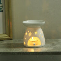 Fragrance Candle Lamp Ceramic Essentail Oil Burner Candle Incense Aromatherapy