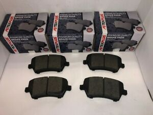 Front Brake Pads Fits Renault Clio MK3 2005-2013
