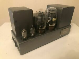 Quad II Power Amplifier . Serial 56754