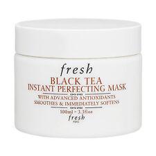 Fresh Black Tea Instant Perfecting Mask 3.3oz,100ml Skincare Hydrate Firm #18684