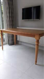 wooden dinning table and 4 Chairs