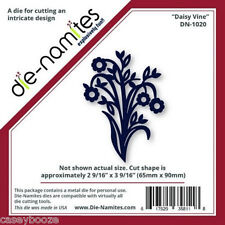 Die-Namites Dies - Daisy Vine - Flower - DN-1020 - New Out