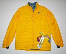 Under Armour Mens UA Micro Storm Cold Gear Insulated Jacket Large $200