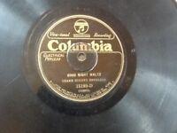 "Leake county Revelers ""Good Night Waltz/Wednesday Night Waltz"" Columbia 78"
