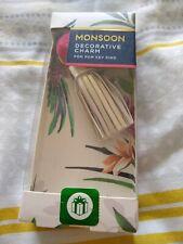 Monsoon Decorative Charm Pom Pom Key Ring
