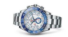 Rolex Oyster Perpetual Yacht-Master II Armbanduhr für Herren 116680