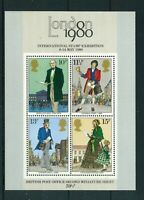 GB 1979 Death Centenary of Sir Roland Hill Mini Sheet. MNH. Sg MS1099.