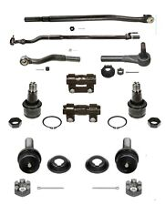 10 Piece Tie Rod Ball Joint  Kit for Ford F-350 Super Duty 4-WD 1999-2004