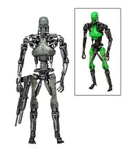 "Terminator 2 - 7"" Scale Action Figure – Retro Endoglow Endoskeleton - NECA"
